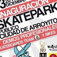 Arroyito Skatepark Publico