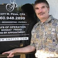 Scott M. Penn, CPA, PC