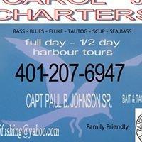 """Carol J"" Charters"