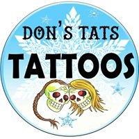 Don's Tats Tattoos