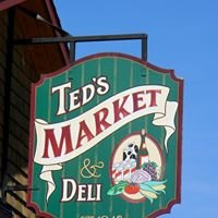 Ted's Market in Island Pond, Vermont