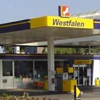 Westfalen Tankstelle Brüggemann