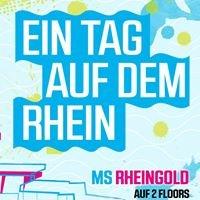 Ein Tag Auf Dem Rhein