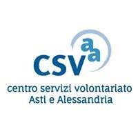 CSVAA - Centro Servizi Volontariato Asti e Alessandria