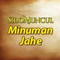 Sidomuncul Minuman Jahe