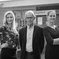 Makelaardij Visser & Regiobank te Bellingwolde