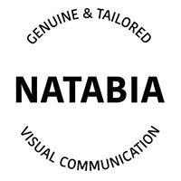Natabia, comunicazione visiva