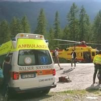 Gruppo Volontari Ambulanza - Macugnaga