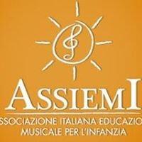 Assiemi - Associazione Italiana Educazione Musicale per l'Infanzia