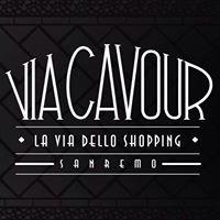 Via Cavour Sanremo