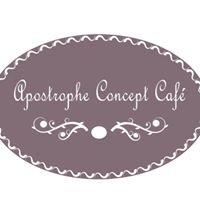 Apostrophe Concept Café