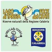 Lago di Tarsia - Foce del Crati  Riserve naturali regionali