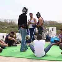 Calais Jungle Boxing Club