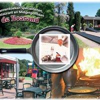 Pannenkoeken Specialiteiten Restaurant De Bosrand