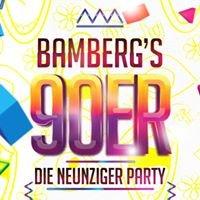 Bamberg's 90er Party