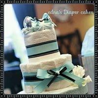 Edna's Diaper cakes