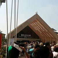 Expo Milano - Belgium Pavillion