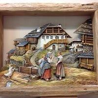 Arte legno di Paluselli Igor