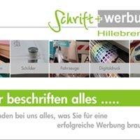 Schrift & Werbung Hillebrenner