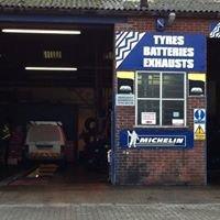 DC Tyres  M.O.T, Tyre & Exhaust Centre Castle Donington