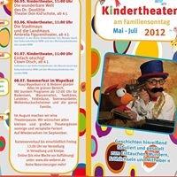 Kindertheater in der Weberei