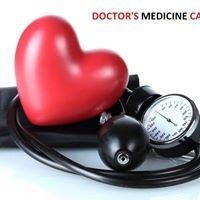 Doctors' medicine cabinet