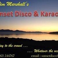 Jim Marshall's  Sunset Disco