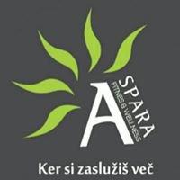 Wellness ASPARA-Center s posluhom