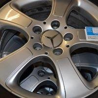 Mercedes Benz varaosia, Aqunor Oy