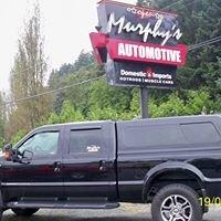 Murphy's Auto Repair Ltd