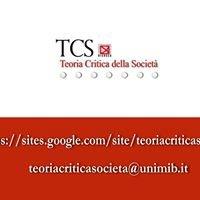 Corso di perfezionamento in Teoria Critica della Società