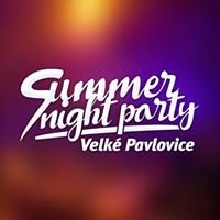 Summer Night Party Velké Pavlovice