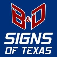 B&D Signs of Texas