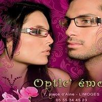 Optic Émoi  Limoges - page