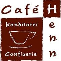 Cafe Konditorei Henn