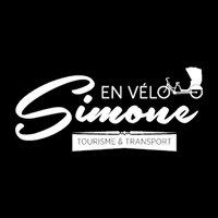 En vélo Simone