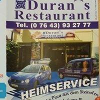 Durans Restaurant Herbolzheim