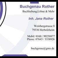 Buchgenau Rother