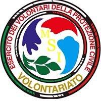 Esercito dei volontari della protezione civile