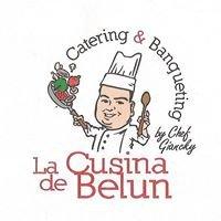 Chef Gianky        la cusina de belun