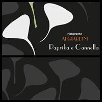 Ristorante ai giardini Paprika & Cannella