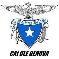CAI ULE Genova - sci di fondo / escursionismo