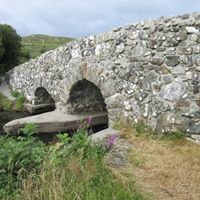 The Quiet Man Bridge, Oughterard, Ireland