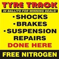 Tyre Track Ballito