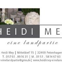 Heidi Mey - Eine Landpartie