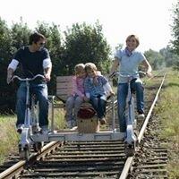 Draisinenspaß Extertalbahn