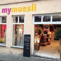 mymuesli Laden Tübingen