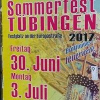 Sommerfest Tübingen