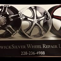 Kwicksilver Wheel Repair and Powder coating