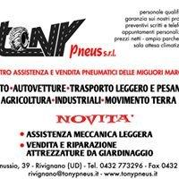 TONY PNEUS SRL - Centro Assistenza Pneumatici